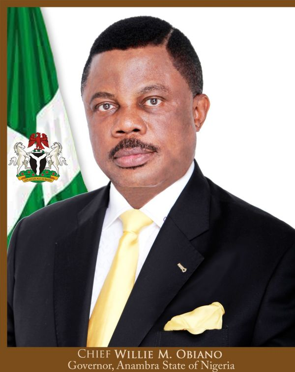 2019: Obiano the beautiful bride, By Pamela Eboh