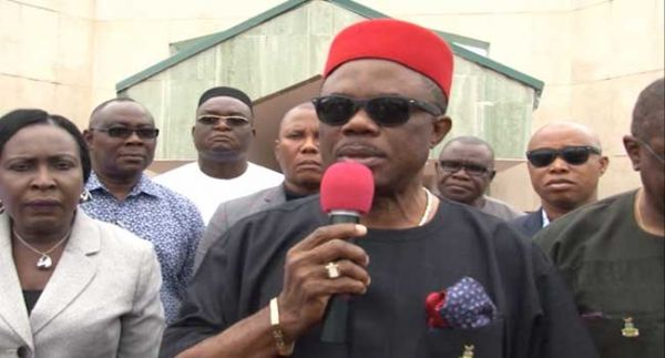 Anambra Polls: 221 policemen and officers to protect Obiano