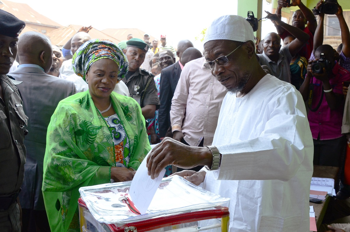 Osun Poll: Observer group gives INEC pass mark