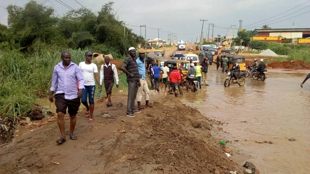 Downpour cuts off 3 communities in Lagos State