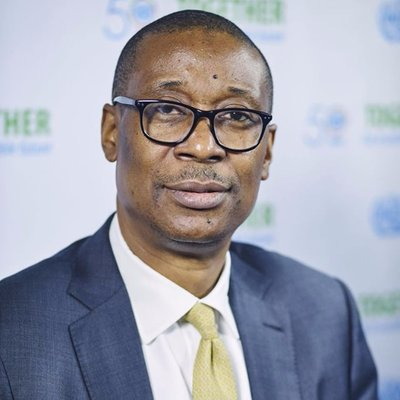•Industry, Trade and Investment Minister, Okechukwu Enelamah.