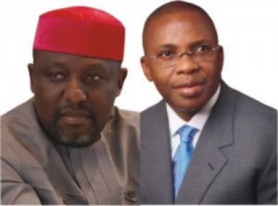 Ohakim, Okorocha and the battle of the cowshed, By Collins Ughalaa