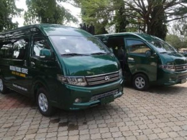 •18-seater bus donated to the Nigerian Prisons Service