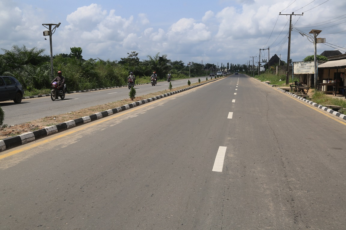 Okowa's 317 roads and other matters, By Barth Ozah