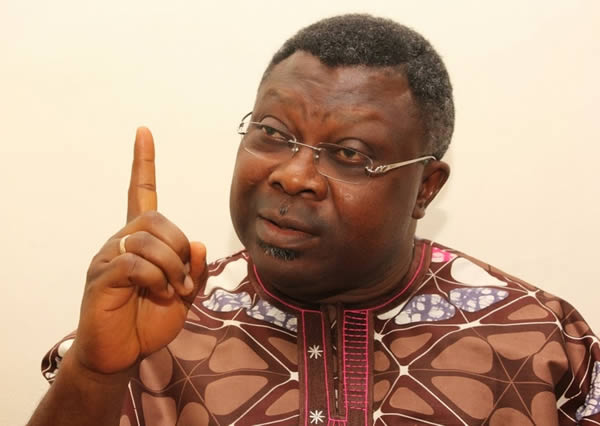 Render account of the debts you imposed on Osun State, Omisore tells Aregbesola
