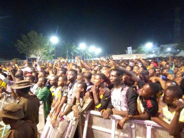 Lagos agog as 8-day non-stop Fiesta blasts off