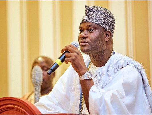 Not yet a wedding bell in Ooni's Palace