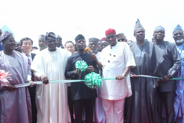 We'll deliver Lagos-Ibadan rail project by December 2018 — Osinbajo