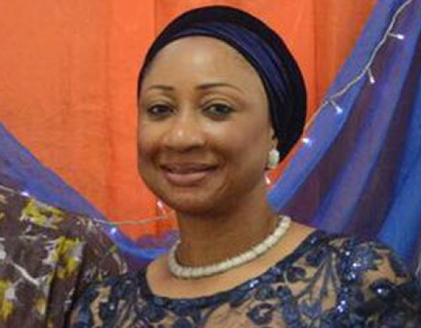 •Oyo Commissioner for Ministry of Trade, Investment and Cooperatives, Mrs Taibat Adeyemi-Agaba