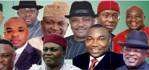 •PDP governors