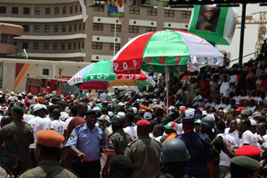 PDP National Convention: Party leaders disagree over venue