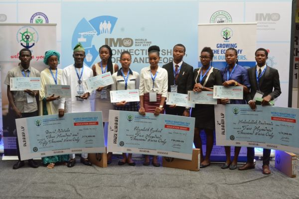 Medical student emerges winner of NIMASA Maritime Essay Competition