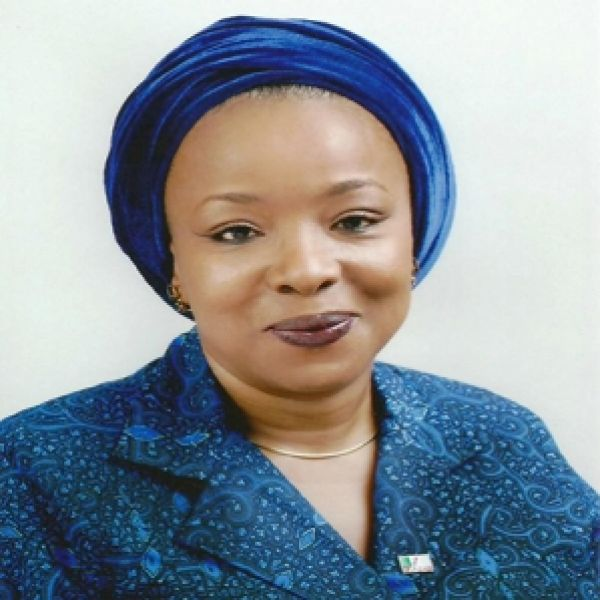 •PTAD Executive Secretary Sharon Ikeazor.