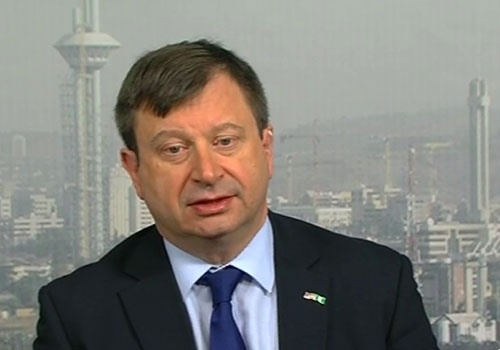 •British High Commissioner to Nigeria, Paul Arkwright.