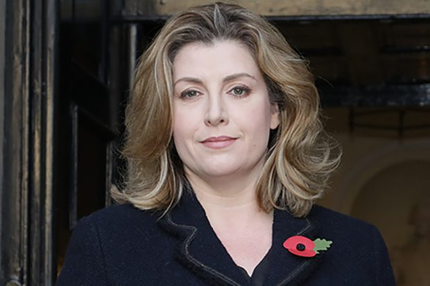 •United Kingdom International Development Secretary, Penny Mordaunt