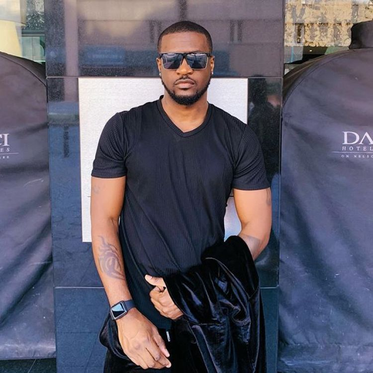 Defunct P-Square member, Peter Okoye, attacks twin brother, Paul