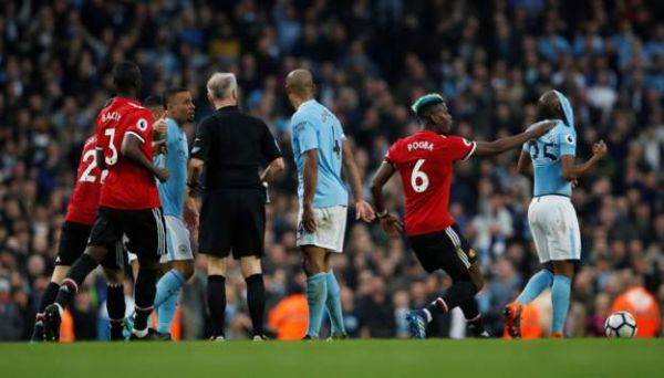 United stage incredible comeback to beat City in crunchy Manchester derby