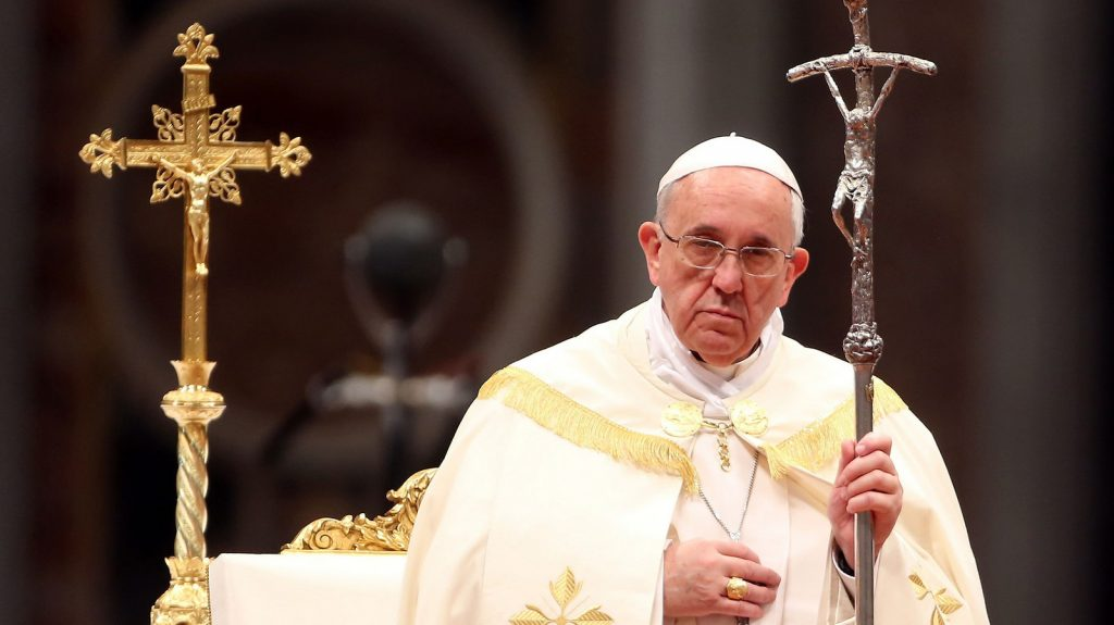 Pope Francis advises politicians on abortion, others