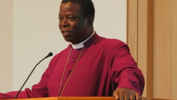 Public officers who embezzle public funds are thieves, says Primate Okoh