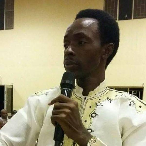 •The suspect, Prophet Isaac Amata.  Zambian Observer