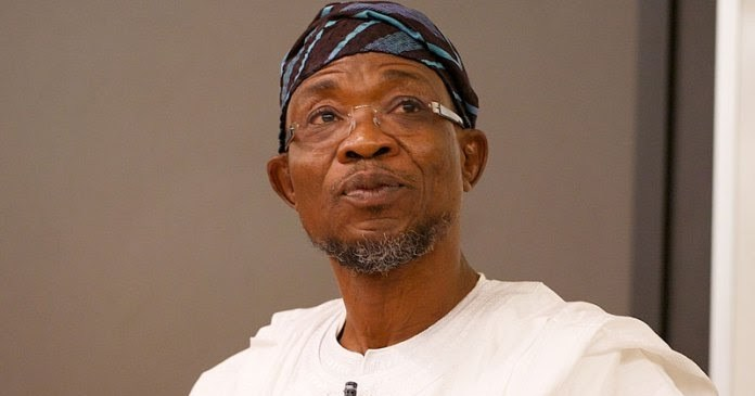 Aregbesola: I did not earn salary for eight years