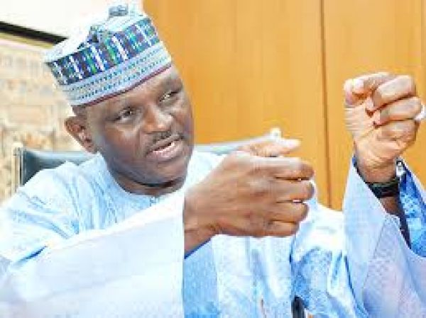 •Retired Maj. Hamza Al-Mustapha
