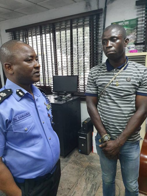 Dreaded Port Harcourt serial killer opens up in Police custody; recounts exploits in Rivers, Imo