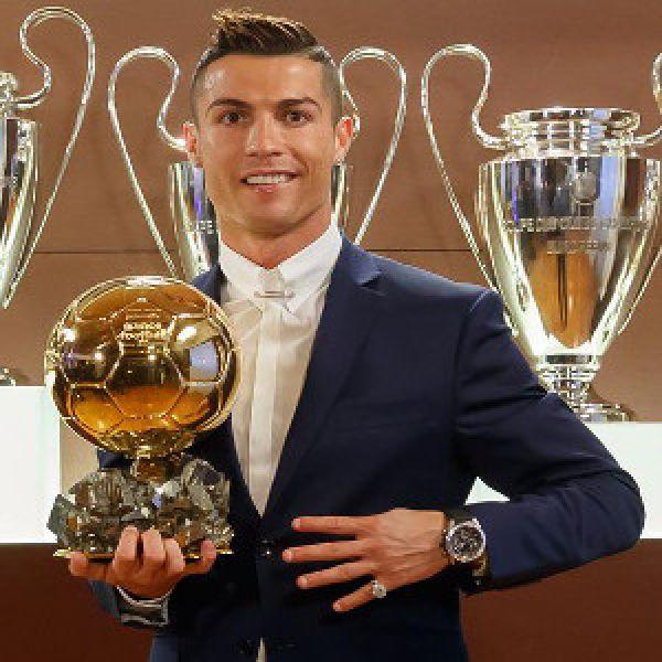 •Best again: Cristiano Ronaldo