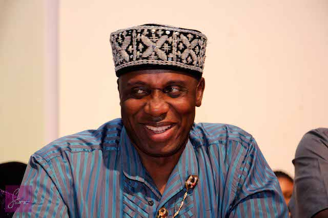 •Outgoing Transportation Minister Amaechi