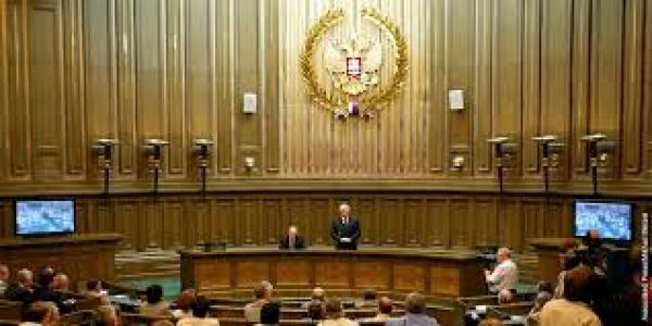 Legal fireworks as Jehovah's Witnesses, government lawyers battle in Russian Supreme Court