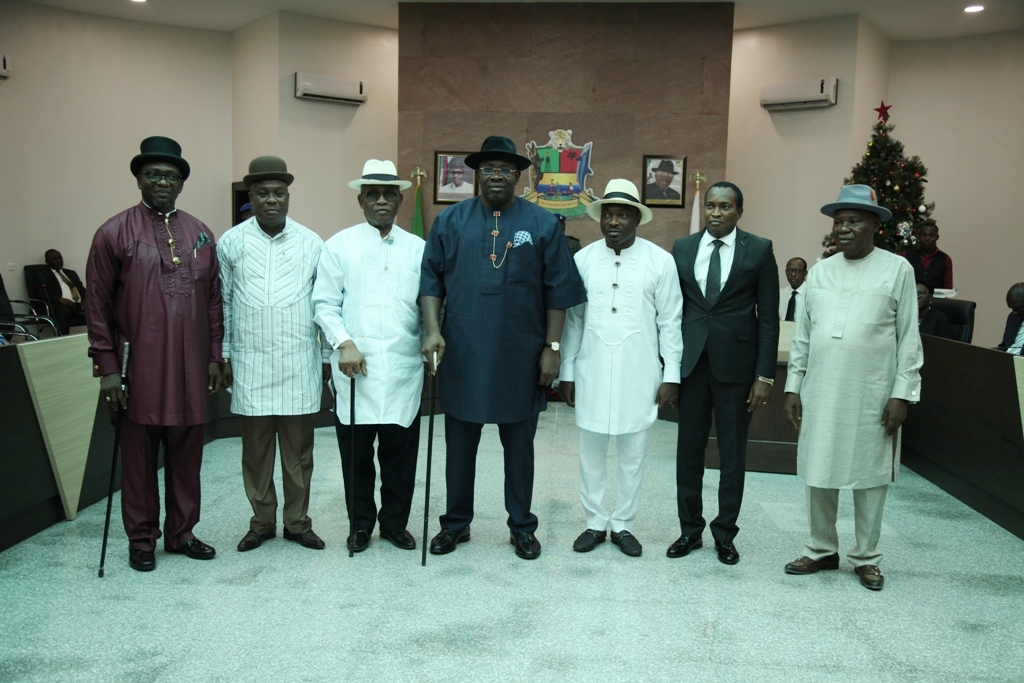 Dickson calls for concerted action against rising cultism among