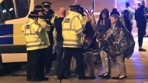 BREAKING NEWS: Terrorists kill 19, injure many others at Manchester music concert