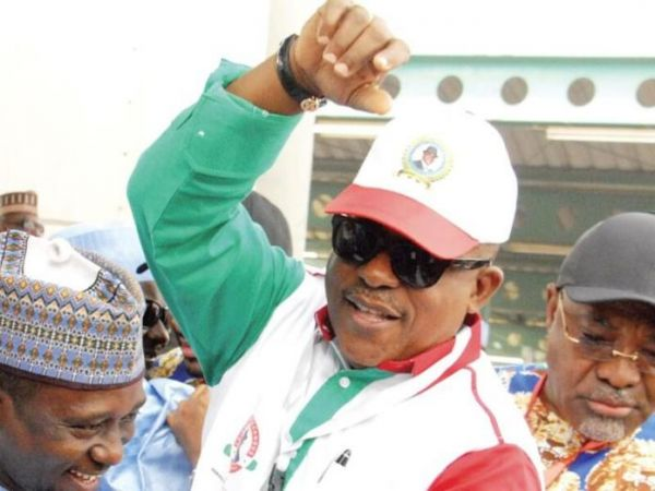 Secondus unfolds agenda as PDP Chairman •His plan to sack APC in 2019