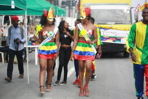 Security tightened around Lagos Street Carnival venue