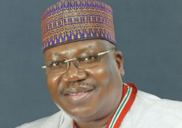 •Senate Leader Ahmad Lawan