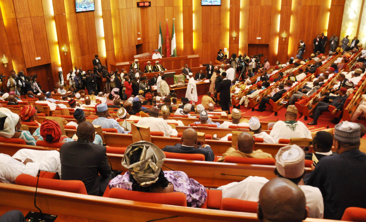 Senate breaches law, holds plenary with only 17 lawmakers present