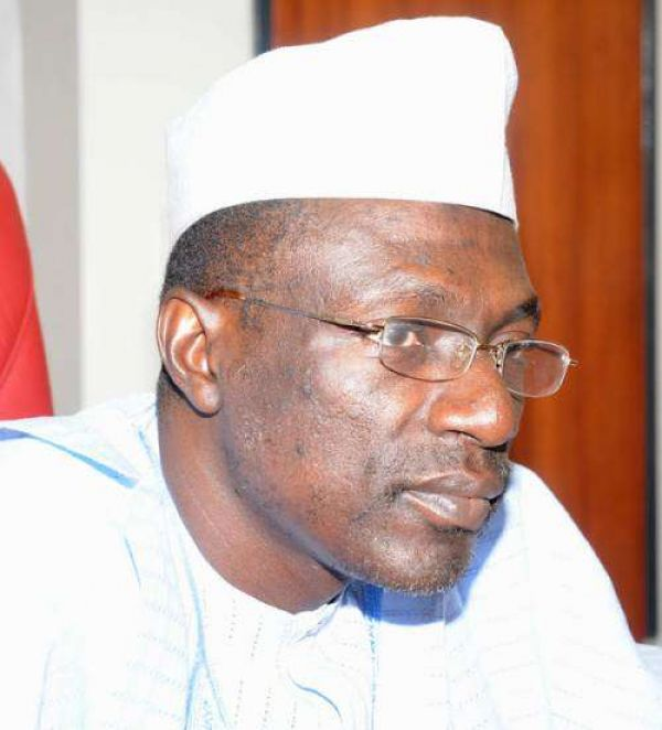 •PDP factional Chairman Ahmed Makarfi.
