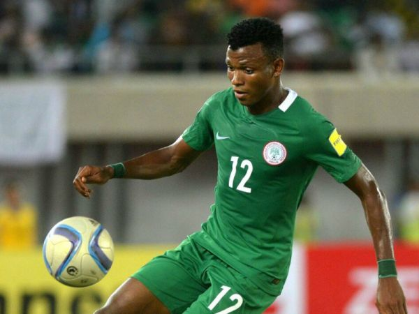 •The ineligible player, Shehu Abdullahi