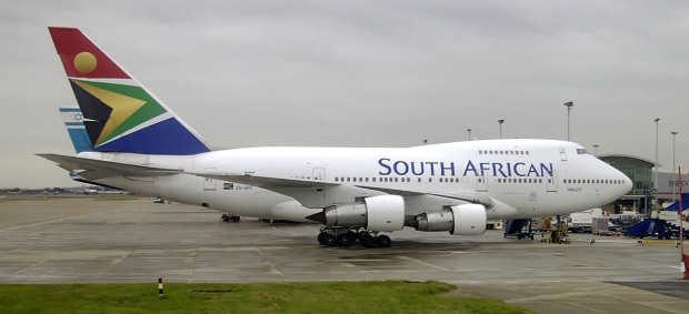 South African Airways ordered to stop ticket sales