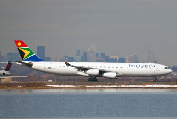 South African Airways suspends indicted technical and finance chiefs