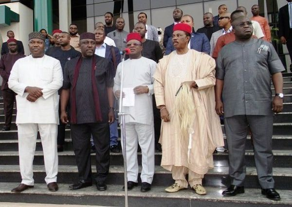 •South-East Governors