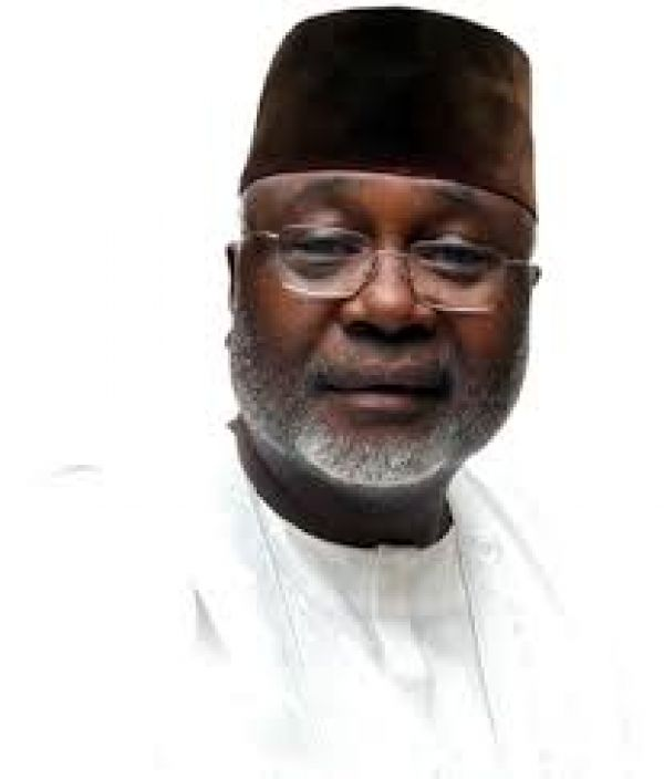 •Ex-Benue Deputy Governor, Chief Steven Lawani