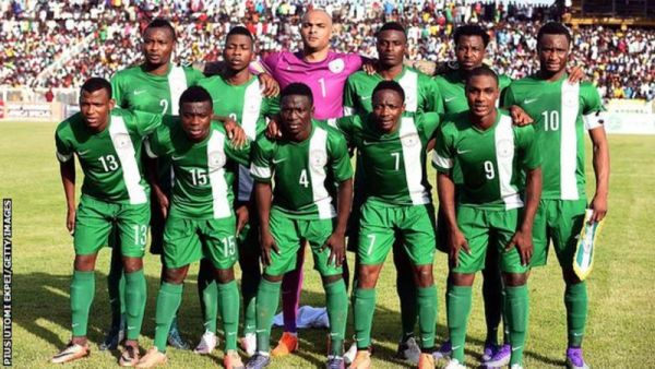Nigeria retains 47th position in latest FIFA rankings
