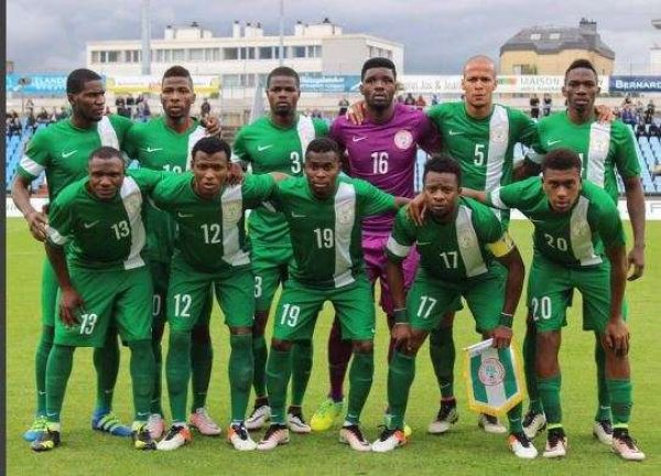•The Super Eagles.