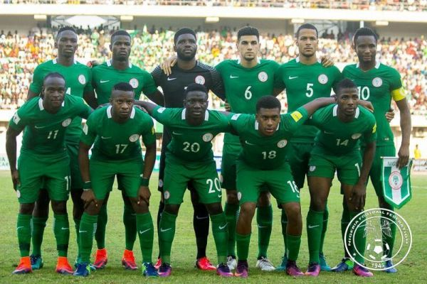 Super Eagles get set in London for Serbia friendly