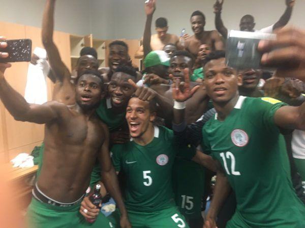 Rampaging Eagles held in final World Cup qualifier in Algeria