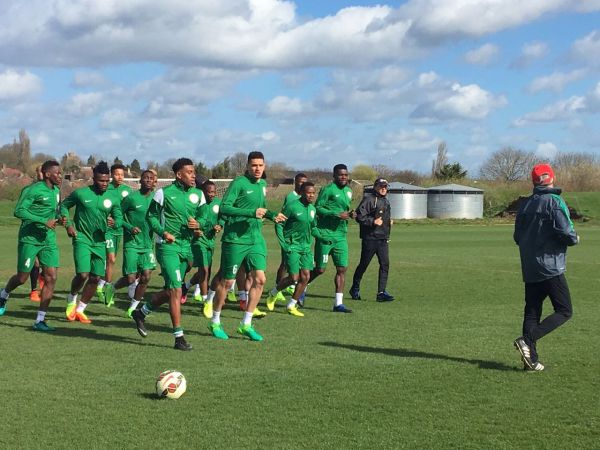 Nigeria friendly with Burkina Faso cancelled
