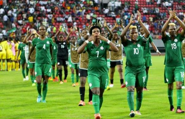 •The Super Falcons