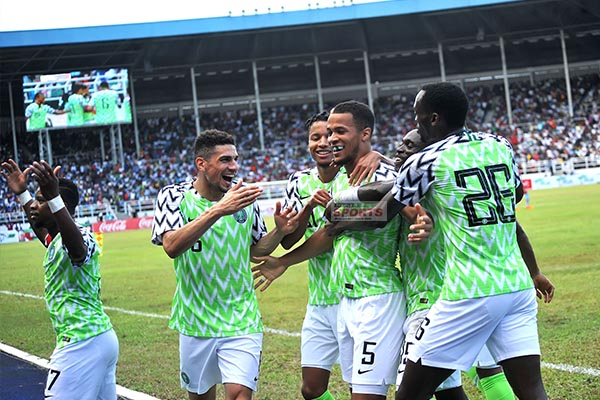 •Super Eagles