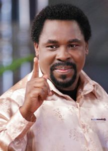 TB Joshua stops free distribution of anointing water